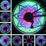 Bicycle Wheel Spoke Light 36 LED Lamps 32 Pictures