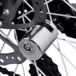 Bicycle Motorcycle Disc Brake Lock Anti-theft Electric Mountain Bike Security Protection Wheel Disc Brake Lock