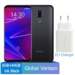 Meizu 16 6GB 64GB Global Version Smartphone Snapdragon 710 Octa Core Mobile Phone Front 20MP 3100mAh In-Screen Fingerprint