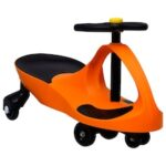 Swivel Straddle Car with Horn