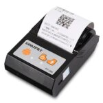 GOOJPRT PT200 Portable Wireless 58mm Bluetooth Thermal Printer for Android iOS