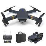 F89 Folding RC Quadcopter Drone 4K Dual Camera Switching Long Endurance Fixed Height Aircraft