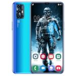 V19 Smartphone MT6799 Quad Core 6.7 inch HD+ 4GB RAM + 64GB ROM Android 9.0 13MP + 48MP Cameras 4800mAh Battery Face ID Unlock