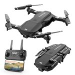 4K Folding RC Drone Aerial Remote Control Aircraft Optical Flow Fixed Height Quadcopter Toy