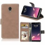 Card Slots Wallet Case Flip Cover PU Leather for Meizu M6s Meiblue 6s Meilan 6s