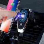 Qi 10W Car Fast Wireless Charger Car Wireless Charger Mobile Phone Holder