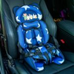 Car Baby Safety Seat Childen Protect Safety Seat Adjustable Portable Convenient Breathable cotton fabric Kids car Highly Portable Seat 0-12years old