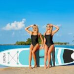 Portable Surfboard Inflatable Stand Up Adult Anti-slip Paddle Board