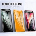 6D Full Glue Cover Tempered Glass For iPhone 12 mini 11 Pro XS Max X XR Screen Protector