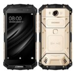 DOOGEE S60 Rugged Phone IP68 Waterpoof Dustproof Mobile phone NFC 5580mAh 6GB 64GB Helio P25 Octa Core Smartphone