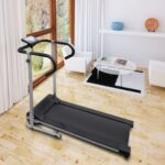 Electric Treadmill 100 x 34 cm with 3 inch 500 W LCD screen