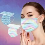 Disposable Dust-Proof Breathable Mask