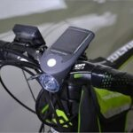 Solar Bike Light USB Rechargeable Bicycle Headlight Bike Front Light Solar Powered Bike Tail Light