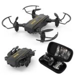 R6 Fold 4K Aerial Mini Drone High Definition High Remote Control Helicopter Small Aircraft Toys