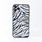 Zebra Painted Phone Cover Soft Shell Case for iPhone 11 / 11 Pro / 11 Pro Max / 12 / 12 Pro / 12 Pro Max / 12 Mini