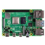 RaspberryPi 4th Generation 4B Linux Computer Development Motherboard