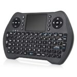 MT10 Wireless Keyboard Mini 2.4G Air Mouse Lithium Battery Backlight