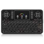 Q9 2.4G Air Mouse Mini Wireless Keyboard Remote Control  with USB Interface Receiver