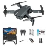 S107 Folding Regions HD Professional Drone Aircraft Long Battery Models Four-axis Remote Control Aircraft Model