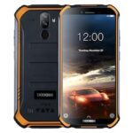 Doogee S40 Lite 3G Smartphone 5.5 inch HD IP68 Waterdrop Android 9.0 4650mAh Face Unlock 2GB RAM 16GB ROM MT6580 Quad Core