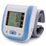 BPA-1 Wrist Home Electronic Blood Pressure Without Voice Heart Rate Monitor