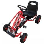Children Pedal Go Kart Red