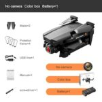 2020 New Mini Rc Drone XT6 4K 1080P HD Dual Camera WiFi FPV Air Pressure Altitude Hold Foldable Quadcopter Gps Dron