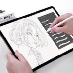 Paper-like Film Frosted Handwriting Painting Screen Protector for iPad Air 10.5 inch
