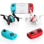 AG-03 Folding Mini Drone Infrared Pair Four-axis Aircraft High-definition Shoot Remote Control Aircraft Model