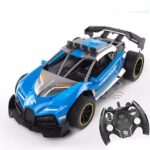 High-speed 2.4G Remote Control Car Rc Remote Control Car Drift Racing Simulation Nitrogen Spray Charging Light Toy Car