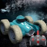 Double-sided Roll-up Car, Remote Control, Special Truck, Climbing, Off-road Vehicle, Children, Electric Remote Control Toy Car
