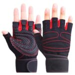 Glove Fitness Men Women Gym Glove Dumbbell Sports Lift