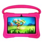 T8 7 Inch Children Tablet PC Kid Tablets Designed For Kids Quad Core WiFi Android 8.1 Tablet Preinstalled Kids Early Education Games International Edition European Regulations