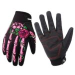 Winter Bike Riding Motorcycle Ghost Claw Outdoor Sports Mountaineering Warm Touch Screen Fitness Full Finger Gloves