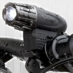 Bicycle Headlight USB Rechargeable Bike Front Light Handlebar Lamp Safety Riding Flashlight Cycling Light