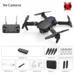 E88 RC Drone With Wide Angle HD 4K 1080P Wifi Fpv Dual Camera Height Hold Foldable Quadcopter Dron Kid Gift Toy