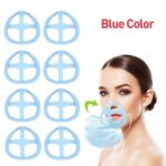 3D Face Masks Bracket Mouth Separate Inner Stand Holder Breathing Space Reusable
