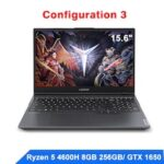 Lenovo Legion R7000 Gaming Laptop Ryzen 5 Laptop 15.6 inch 8G RAM 256G SSD Notebook Computer Backlit Keyboard Laptop Gaming