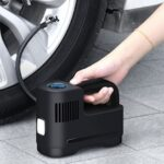 ST-217C Car Inflatable Pump Car Portable Car Electric Tire Multi-function 12V Air Pump