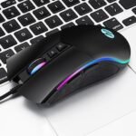 M220 Wired Mechanical Gaming Mouse RGB Home Office Desktop Computer Notebook