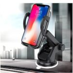 162 Carbon Fiber Car Mobile Phone Holder Multi-function Telescopic Suction Cup Bracket Car Outlet Navigation Mobile Phone Support Stand