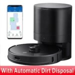 M7 Pro Laser Robotic Vacuum Cleaner Carpet Floor Dry Wet Mopping 27KPa