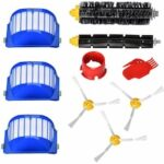 Spare Parts Set 10tlg Filter Brush Accessories