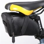 Hard Shell Bicycle Bag Bicycle Tail Bag Outdoor Sports Bag Mountain Bike Road Saddle Bag Riding Equipment