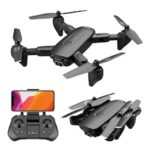GPS 5G WiFi FPV With 6K HD Camera 25mins Flight Time Altitude Hold Brushless Foldable RC Quadcopter Drone RTF Remote Control Aircraft