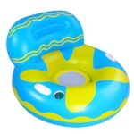 Inflatable Water Floating Chair Outdoor Swimming Inflate Floating Bed