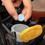 ST-1801 Car Wiper Effervescent Tablet Super Concentrated Solid Wiper Liquid Degreasing Film Cleaner 8pcs/box