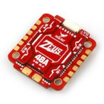 HGLRC Zeus 48A 4-in-1 ESC 3-6S BL_S with Heat Sink for FPV Racing Drone Freestyle