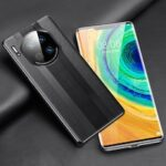 Leather Material Phone Case for Huawei Phones