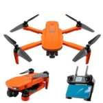 ICAT7 PRO Drone GPS RC Dron 5G WiFi FPV 4K 8K Profissional Dual Positioning  3 Axis PTZ Camera Brushless Motor RC Distance 1.2km